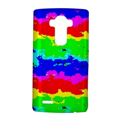 Colorful Digital Abstract  LG G4 Hardshell Case