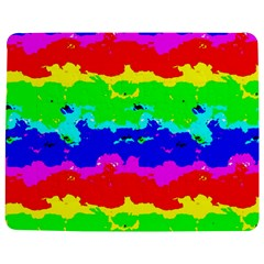 Colorful Digital Abstract  Jigsaw Puzzle Photo Stand (Rectangular)