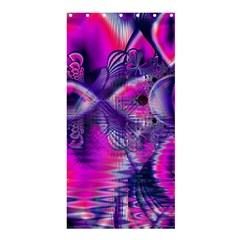 Rose Crystal Palace, Abstract Love Dream  Shower Curtain 36  X 72  (stall)