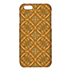 Luxury Check Ornate Pattern iPhone 6/6S TPU Case