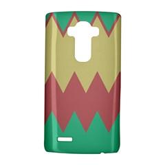 Retro chevrons     LG G4 Hardshell Case