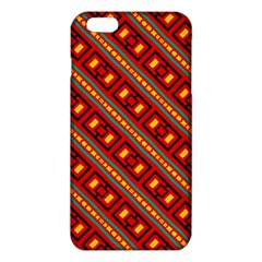 Distorted Stripes And Rectangles Pattern      iphone 6 Plus/6s Plus Tpu Case