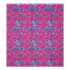 Floral Collage Revival Shower Curtain 66  X 72  (large)