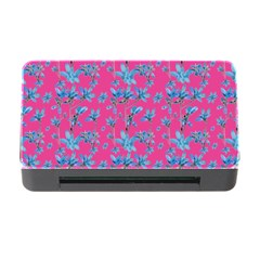 Floral Collage Revival Memory Card Reader With Cf