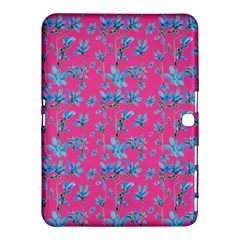 Floral Collage Revival Samsung Galaxy Tab 4 (10 1 ) Hardshell Case