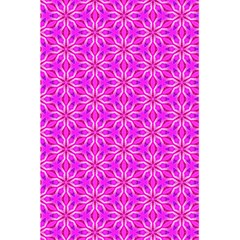 Pink Snowflakes Spinning In Winter 5 5  X 8 5  Notebooks