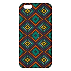 Rhombus pattern          			iPhone 6 Plus/6S Plus TPU Case