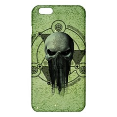 Awesome Green Skull Iphone 6 Plus/6s Plus Tpu Case