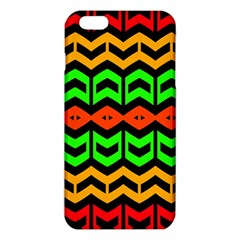 Rhombus and other shapes pattern             iPhone 6 Plus/6S Plus TPU Case