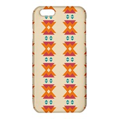 Triangles tribal pattern              			iPhone 6/6S TPU Case