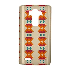 Triangles tribal pattern              			LG G4 Hardshell Case