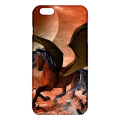 Wonderful Dark Unicorn In The Night iPhone 6 Plus/6S Plus TPU Case
