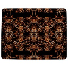 Dark Ornate Abstract  Pattern Jigsaw Puzzle Photo Stand (rectangular)