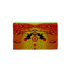 Green Sun Cosmetic Bag (xs)