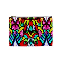 Sun Dial Cosmetic Bag (medium)