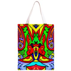 Heads Up Classic Light Tote Bag