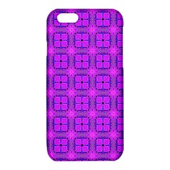 Abstract Dancing Diamonds Purple Violet iPhone 6/6S TPU Case