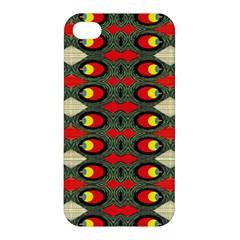 Black Star Apple Iphone 4/4s Hardshell Case