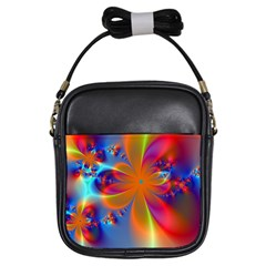 Bright Girls Sling Bags