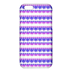 Floral Stripes Pattern iPhone 6/6S TPU Case
