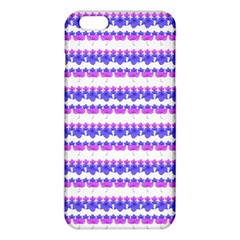 Floral Stripes Pattern iPhone 6 Plus/6S Plus TPU Case
