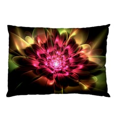 Red Peony Pillow Case