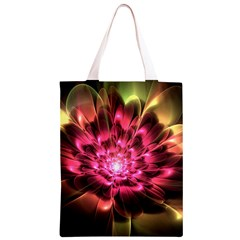 Red Peony Classic Light Tote Bag
