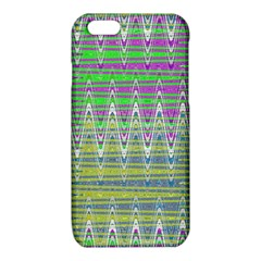 Colorful Zigzag Pattern iPhone 6/6S TPU Case