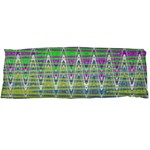 Colorful Zigzag Pattern Body Pillow Case (Dakimakura) Body Pillow Case