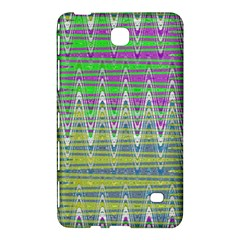 Colorful Zigzag Pattern Samsung Galaxy Tab 4 (8 ) Hardshell Case