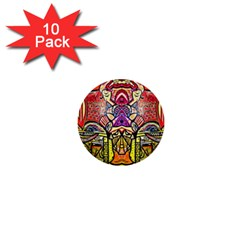 Last Of 1  Mini Buttons (10 Pack)