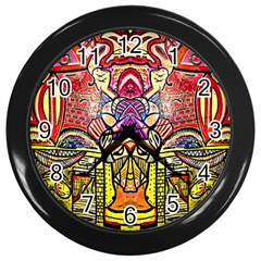 Last Of Wall Clocks (black)
