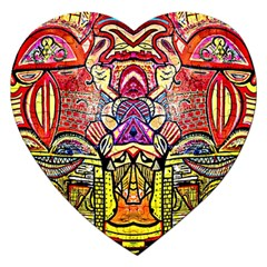 Last Of Jigsaw Puzzle (heart)