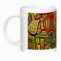 Last Of Night Luminous Mugs