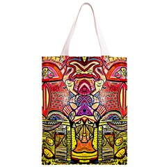 Last Of Classic Light Tote Bag