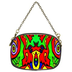 Reflection Chain Purses (two Sides)