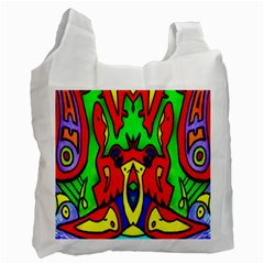 Reflection Recycle Bag (one Side)