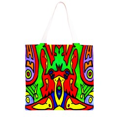 REFLECTION Grocery Light Tote Bag