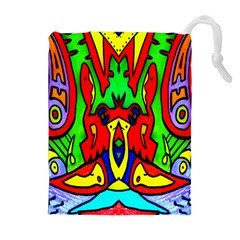 Reflection Drawstring Pouches (extra Large)