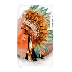 Native American Young Indian Shief Apple iPod Touch 4