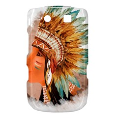Native American Young Indian Shief Torch 9800 9810