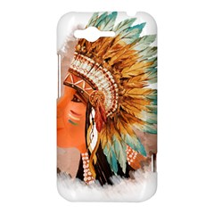 Native American Young Indian Shief HTC Rhyme