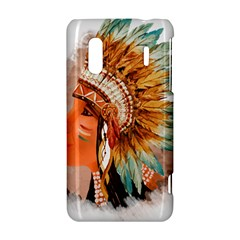 Native American Young Indian Shief HTC Evo Design 4G/ Hero S Hardshell Case