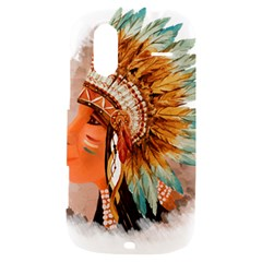 Native American Young Indian Shief HTC Amaze 4G Hardshell Case