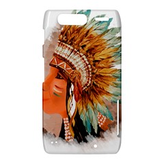 Native American Young Indian Shief Motorola Droid Razr XT912