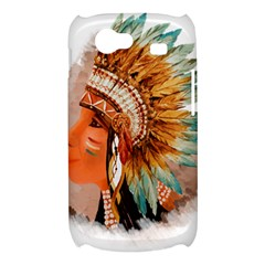 Native American Young Indian Shief Samsung Galaxy Nexus S i9020 Hardshell Case