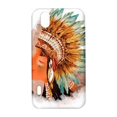 Native American Young Indian Shief LG Optimus P970