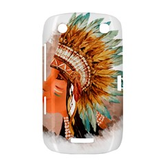 Native American Young Indian Shief BlackBerry Curve 9380