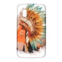 Native American Young Indian Shief LG Nexus 4