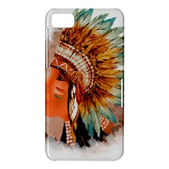 Native American Young Indian Shief BlackBerry Z10